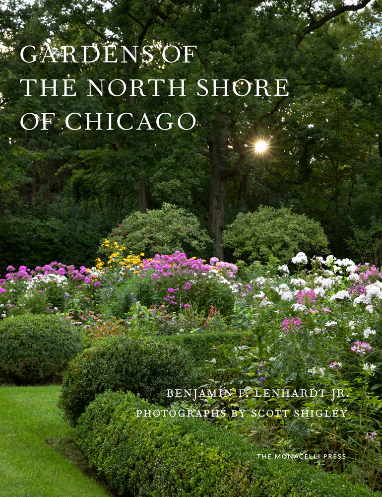 garden of the north shore of chicago