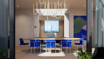 dining room studio collins weir san francisco designer showcase