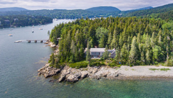 On the Market: 5 Gorgeous Coastal Properties in Washington State, Maine, Rhode Island and More